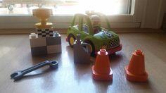 Lego Duplo - Coche de Rally