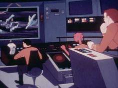 Star Trek the Animated Series' PSA on Keeping Space Beautiful