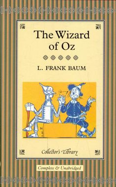 The Wizard of Oz--Trust me the book is wonderful. All most people know about The Wizard of Oz comes from the movie. Movies deviate greatly from the book. This one is no exception to that rule.
