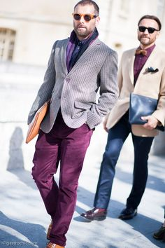 Men in Sunglasses, Outside Dior #streetstyle #fashion | Gastro Chic