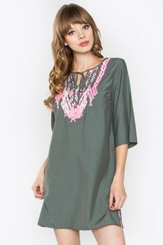 Ellis Tunic Dress
