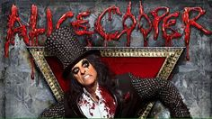 """Alice Cooper """"Welcome To My Nightmare"""""""