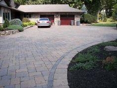 paving stone driveway 16