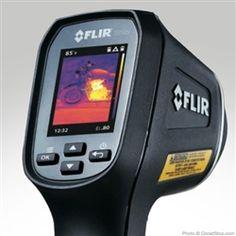 Thermal Cameras    FLIR Thermal Cam TG165 http://www.ghoststop.com/FLIR-Thermal-Camera-p/thermcam-flir-tg165.htm