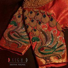 Bridal Blouse Inspiration - BRIDE's ESSENTIALS