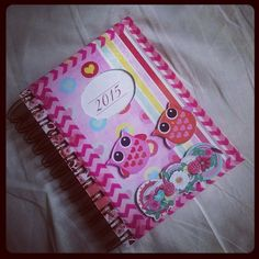 Agenda 2015 #ScrapBook #Literatura #Books #Quotes #Artes #Paper #UniversoParticular #AmoMuitoTudoIsso #Craft #VidaDeBlogueira #Artesanato #SmashBook #SmashTerapia #Craft #Love #Vintage