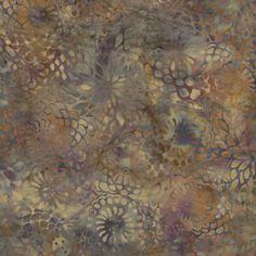$12.97/ metre   Fall Tones With Floral Print Batik Floral Prints, Fabrics, Fall, Painting, Tejidos, Autumn, Floral Patterns, Flower Prints, Painting Art