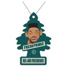 Fresh Prince of Bel-Air Freshener ♥