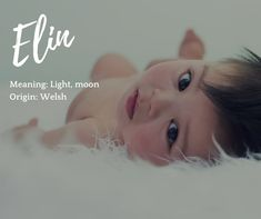 """12 perfect baby names meaning """"light"""" 