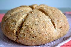 Pane integrale al rosmarino Bimby