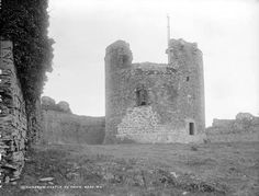 Old Castle, Dundrum, Co. Down