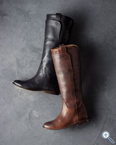 Frye Paige Riding Boots - must have!