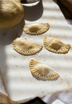 Receta 46: Masa de empanadillas » 1080 Fotos de cocina