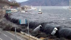 The one year anniversary of the Japanese tsunami brings back the memory of amazing images.