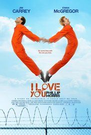 I love you Phillip Morris (2009) - A cop turns con man once he comes out of the closet. Once imprisoned, he meets the second love of his life, whom he'll stop at nothing to be with.