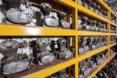 Ducati single engines