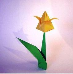 Picture of Origami Tulip