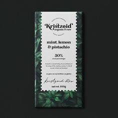 "23 aprecieri, 1 comentarii - Elena Dumitru (@elenadmtr_) pe Instagram: ""Kristzoid Organic & Raw Label Design . . . #label #labeldesign #packingdesign #packing #branding…"" Label Design, Graphic Design, Cocoa, Packing, Branding, Organic, Creative, Instagram, Bag Packaging"