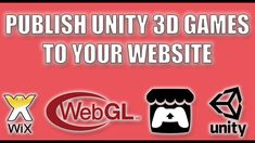 If you are looking for a new way to show off your browser game then publishing your game to your website is a great way to go. Publishing your game to your Wix website and itch.io is also a great way to show off your personal portfolio. This is perfect for any Unity 3D game developer or game designers to show off prototypes to your fans. Unity 3d Games, Website Illustration, Minimal Web Design, Game Room Design, Personal Portfolio, Indie Games, Designers, Fans