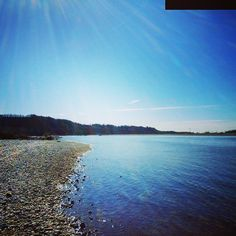 #ShareIG #river #Tagliamento #Friuli #today #sun #light #water #rock #nature