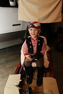 Jack's pirate halloween costume