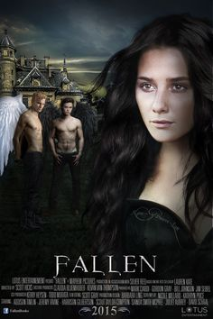 Fallen Series by Saga Fallen, Fallen Series, Fallen Book, Fallen Angels, Jeremy Irvine, Addison Timlin, Lauren Kate, Imdb Movies, Top Movies