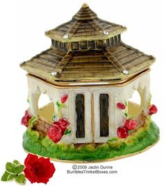 Trinket Box: Gazebo