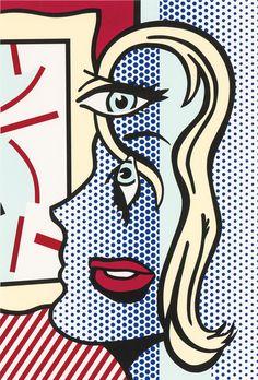Roy Lichtenstein | Art Critic (1996) | Available for Sale | Artsy