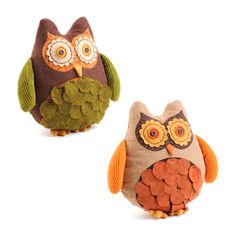Not sure what I'd really do with an owl pillow but for $10, yes please!