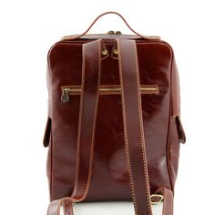 dcf9d9144ad5 Italian Leather Goods Buy Online at Tuscany Leather. Leather Laptop BackpackLeather  BackpacksYou ...
