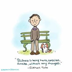 - love the drawing.... Eckhart Tolle Yes! :) http://www.tm-women.org/