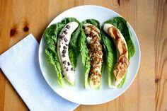 Raw Banana Breakfast Wrap Trio // Choosing Raw