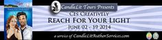Brilliant first review of Reach For Your Light by Ces Creatively ..... A Reading Nurse!: Blog Tour: Read for Your Light by Ces Creatively -...