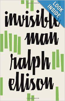Invisible Man: Ralph Ellison: Amazon.com: Books