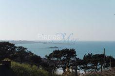 PETITE MAISON VUE MER PLOUGUERNEAU,   Cette maisonnette, bien rénovée, est située sur l'authentique et sauvage côte Nord Finistérienne sur la commune de Plouguerneau, à proximité des belles plages de sable blanc