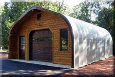 tiny quonset hut house building pinterest hut house. Black Bedroom Furniture Sets. Home Design Ideas