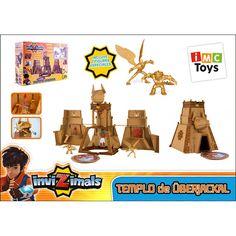 Juguete INVIZIMALS TEMPLO de UBERJACKAL Precio 48,79€ en IguMagazine #juguetesbaratos