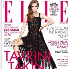 Elle Turkey November 2016