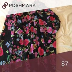 Floral Kimono Longline kimono .. Only worn twice Forever 21 Other