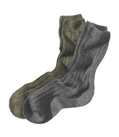 Lot de 2 paires de Chaussettes Cocooning http://www.atlasformen.fr/lot-de-2-paires-de-chaussettes-cocooning-n4032-50
