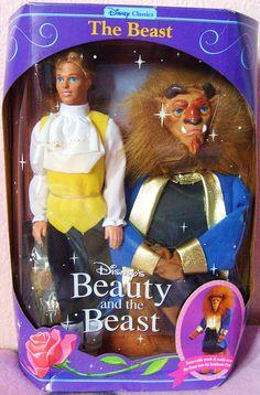 beauty+and+the+beast+barbie+doll | Mattel Disney Beauty and the Beast Doll