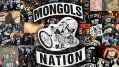 Mongols bikie gang. Picture: News Limited