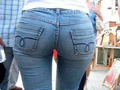 Sexy girl in jeans your ass is so beautiful!!!!!!!!!!! I love that gap between your thighs!!!!??!!!?!