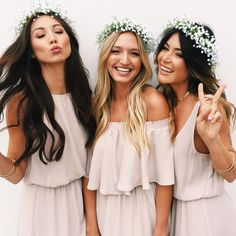 "Official Show Me Your Mumu on Instagram: ""Show Me the Ring Crisp is BACK IN STOCK! Click the link in profile to shop! #mumuweddings #weddingparty #bridesmaids #wedding"""