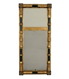 19th Century Federal Style Mirror