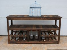 Wooden furniture #rustic #decor
