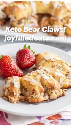 Ketogenic Desserts, Low Carb Desserts, Gluten Free Desserts, Gluten Free Recipes, Ketogenic Diet, Keto Donuts, Keto Cookies, Keto Pancakes, Diabetic Recipes
