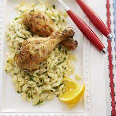 Lemon-Chicken Drumsticks Recipe