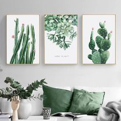 Diy canvas 240590805082192090 - Green Plant Leaf Cactus Modern Canvas Art Print Wall – With love, Archipelago Source by lilnerdy Modern Canvas Art, Canvas Art Prints, Canvas Wall Art, Green Canvas Art, Natural Canvas Art, Plant Painting, Plant Art, Framed Wall Art, Wall Art Decor