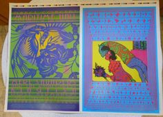Family Dog Uncut Proof Poster   SIGNED VICTOR MOSCOSO Maritime Hall Victor Moscoso, Rock Posters, Family Dogs, Comic Books, Signs, Shop Signs, Cartoons, Comics, Comic Book